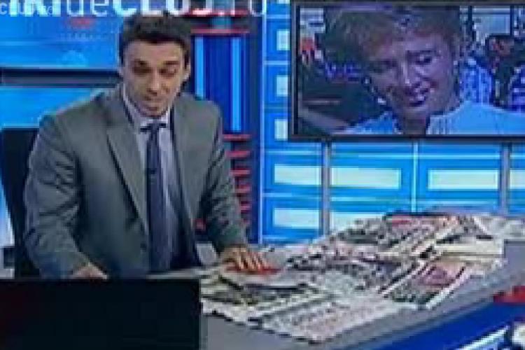 "Mircea Badea va continua sa ii ""toace"" pe democrat liberali, chiar daca o au alaturi pe Teo Trandafir - VEZI VIDEO"