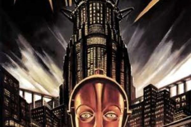 """Versiunea completa a filmului mut """"Metropolis"""", prezentata la TIFF (VIDEO)"""