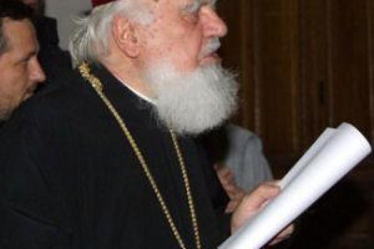 In mesajul de Paste, mitropolitul Bartolomeu s-a legat de limba de lemn folosita de ziaristi