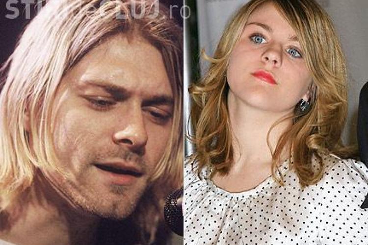 Fiica lui Kurt Cobain debuteaza in muzica
