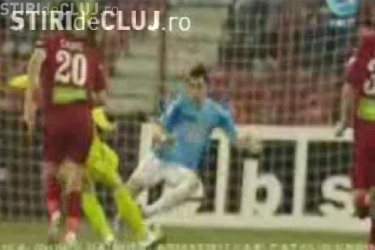 CFR Cluj - Steaua 1-1 VIDEO GOLURI