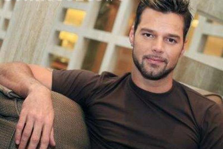 Ricky Martin, homosexual?