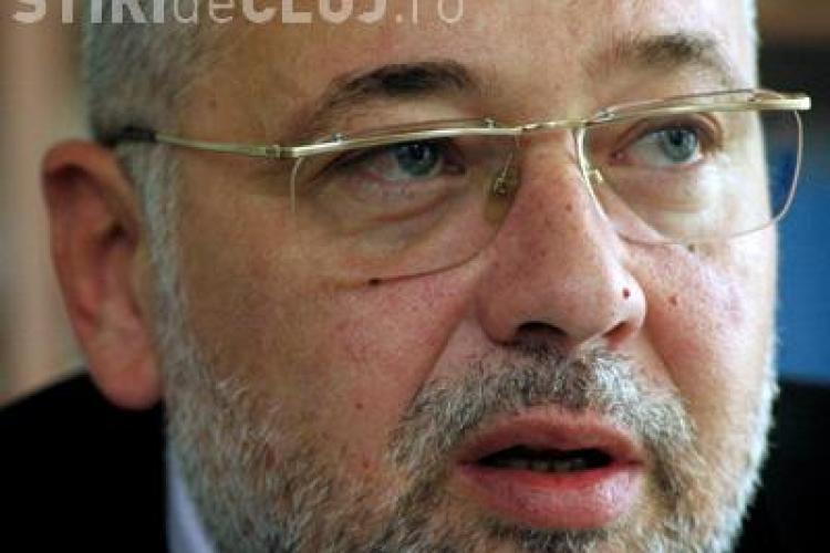 Fostul presedinte al CJ Cluj crede ca judetul este acum pe post de cobai