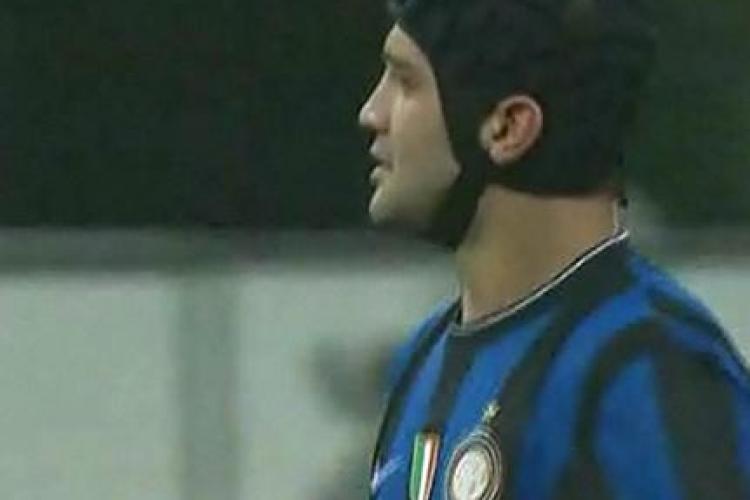 Chivu a revenit pe teren cu noroc. Inter a castigat cu 3 - 0 cu Livorno