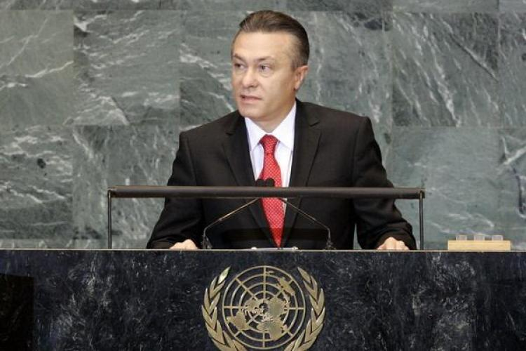 Cristian Diaconescu pleaca din PSD si devine independent