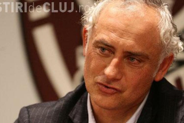 Mandorlini ii acuza pe atancantii CFR Cluj ca nu isi fac treaba