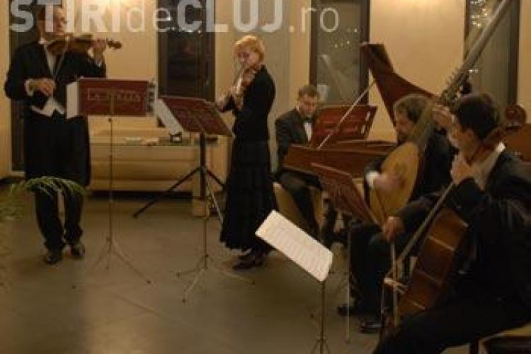 Concert de muzica baroc la Salina Turda, in aceasta seara