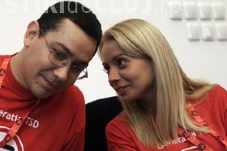 Victor Ponta isi plateste bona cu 500 de dolari pe luna