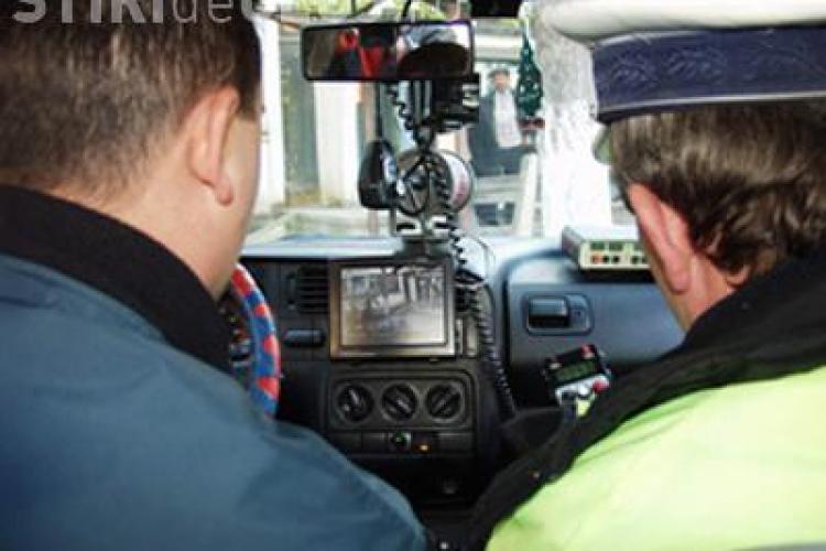 Radarele nedetectabile, in valoare de 35 de mii de euro, folosite la Cluj pentru patrulari. Politistii nu stiu sa le foloseasca