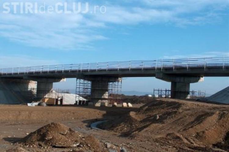 Lucrarile la autostrada Transilvania vor continua si doua treimi dintre angajati vor fi pastrati