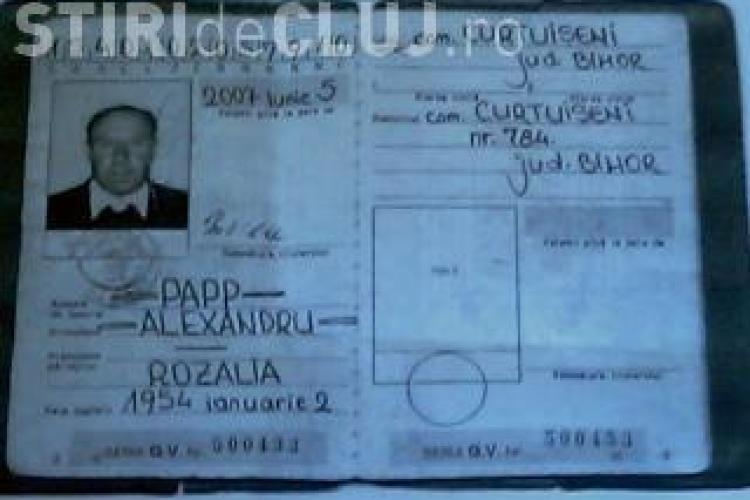 Cadavrul clujeanului care sta de 8 luni la IML Cluj a fost inmormantat in cimitirul din Apahida- VIDEO