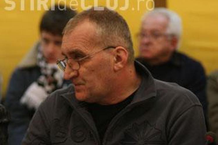 Stefan Dimitriu si-a dat demisia din PSD Cluj