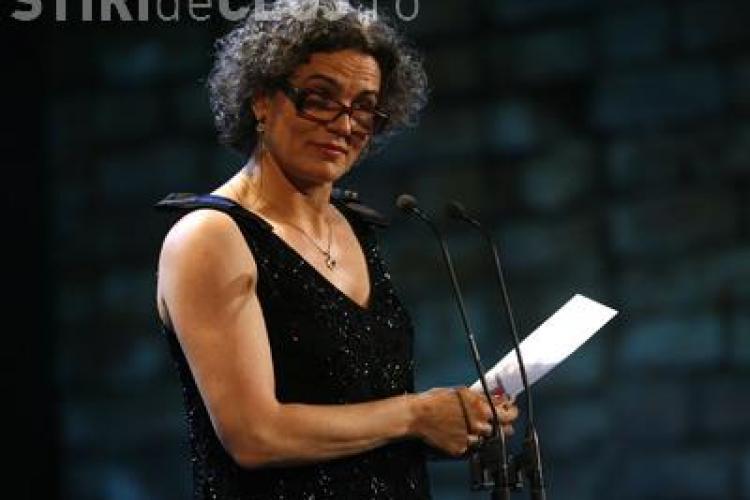 La 49 de ani, actrita Maia Morgenstern este insarcinata