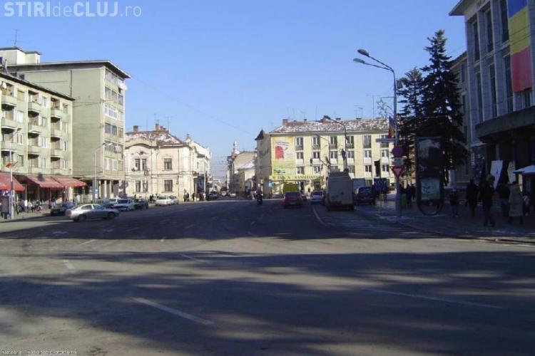 Firma italiana Tirrena Scavi, penalizata de Primaria Cluj pentru ca nu vrea sa repare strazile aflate in garantie