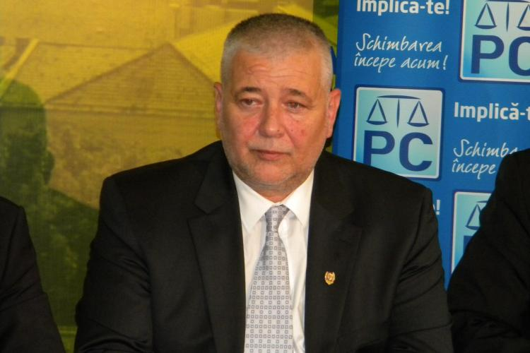 Senatorul Marius Nicoara vrea ca primarul sa isi ceara scuze de la clujeni pentru praful din oras