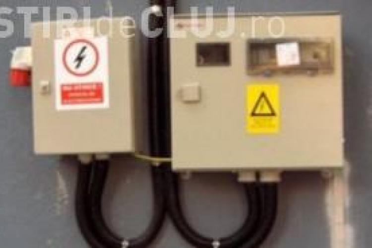 Electrica i-a taiat curentul unei batrane din comuna Frata, pentru o factura restanta de 16 lei!