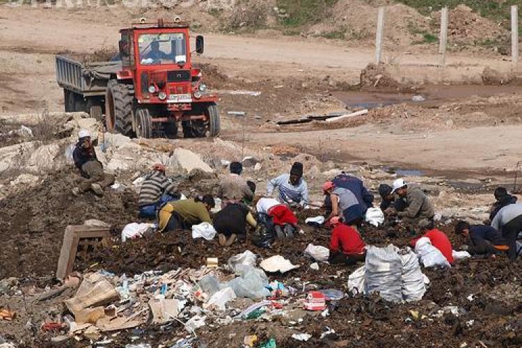 Consiliul Judetean Cluj plateste 4,7 milioane de euro pentru cumpararea de echipamente pentru colectarea deseurilor