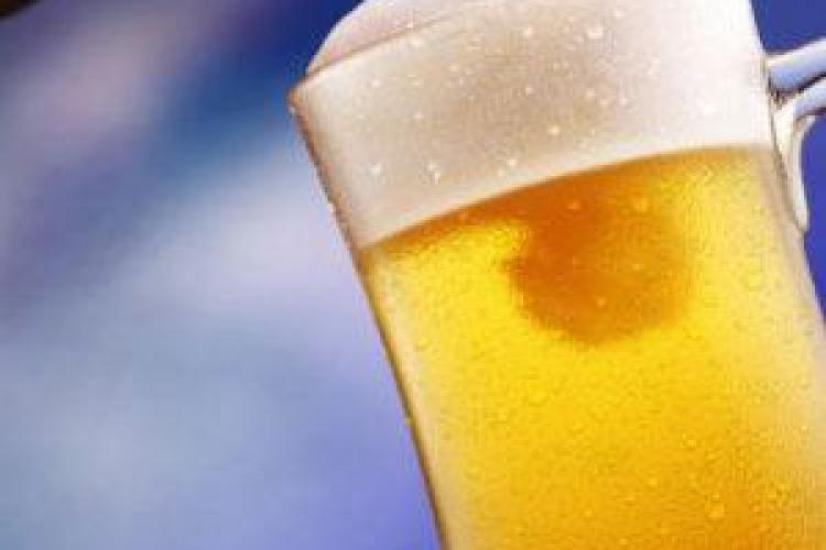 In Romania, consumul de bere a scazut in 2010 cu 3% fata de cel din 2009