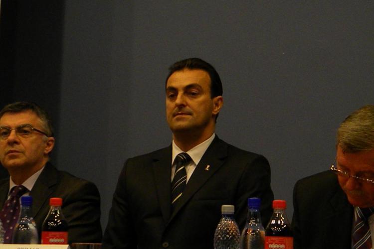 Sorin Apostu este unicul candidat pentru functia de presedinte al PDL Cluj Napoca - FOTO