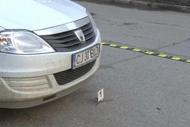 Clujeanca spulberata de un vitezoman pe o trecere de pietoni de pe strada Aurel Vlaicu!
