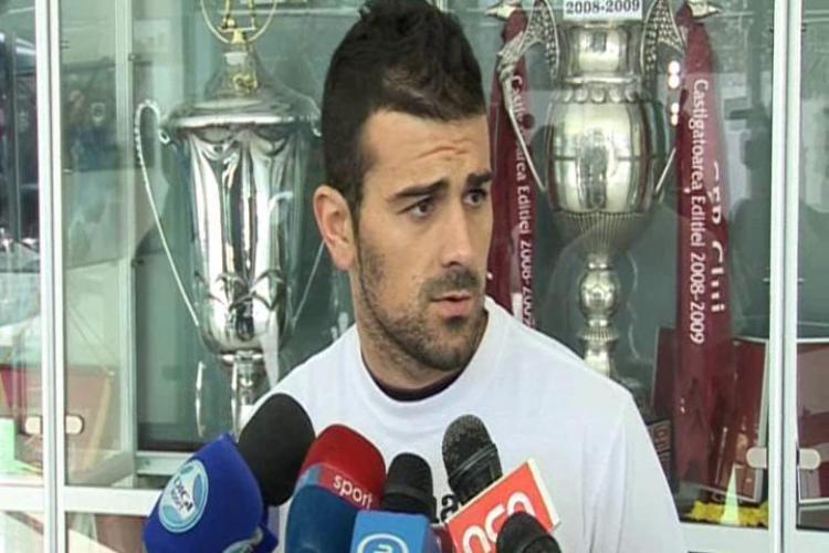 """Cadu viseaza la Europa League: """"CFR Cluj arata ca o echipa de locul 8"""" - VIDEO"""