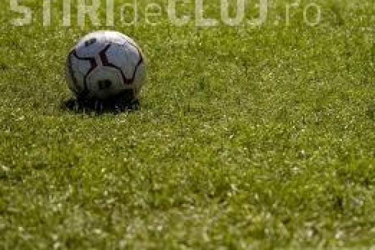 CFR Cluj-locul 8 si Universitatea Cluj-locul 13, dupa 23 de etape