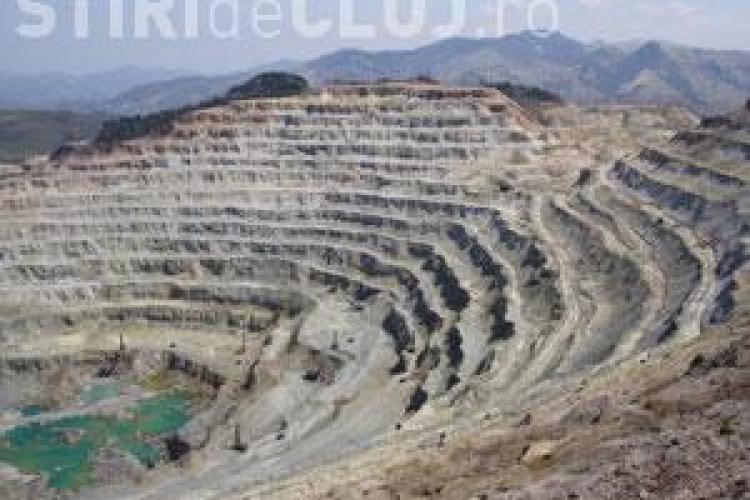 UBB Cluj: Exploatarea de la Rosia Montana va distruge 300 km de galerii de mina datand din Antichitate