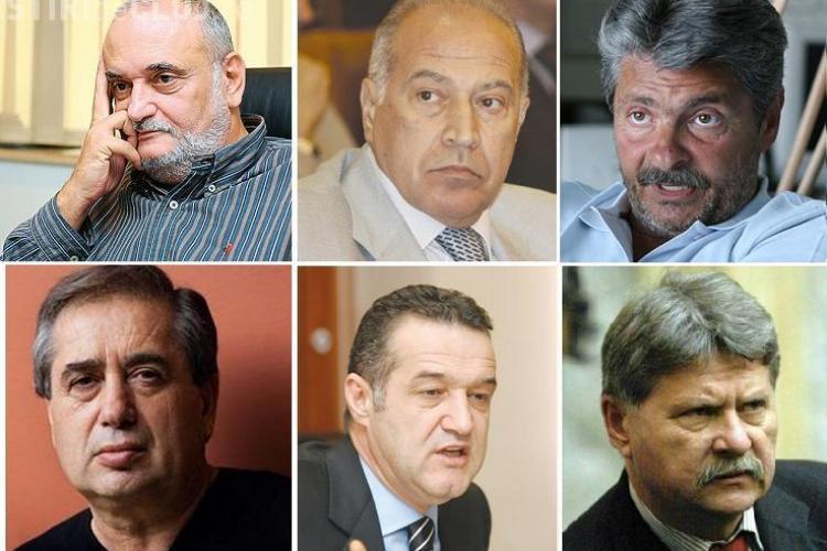 Wikileaks: VEZI topul oligarhilor din Romania intocmit de Ambasada SUA!