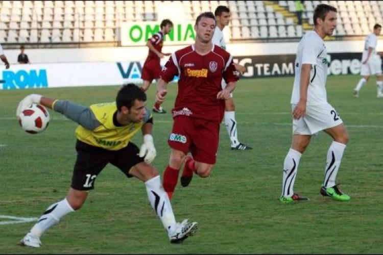 CFR Cluj - Sportul Studentesc - LIVE TEXT 2-0 -Gabi Muresan inscrie - VIDEO - FINAL