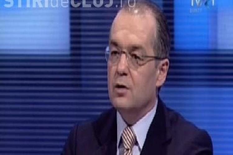 Emil Boc se plange de salariu: Si eu sunt cadru didactic si nu sunt incantat de salariul pe care il am - VIDEO