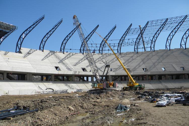 """CFR Cluj va putea juca pe """"Cluj Arena"""" in Champions League!"""
