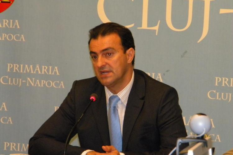 Sorin Apostu este singurul candidat la sefia PDL Cluj-Napoca