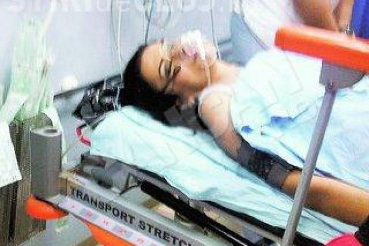 Oana Zavoranu nu este insarcinata, sustin medicii!
