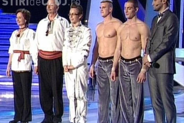 """Vezi care sunt primii finalisti de la """"Romanii au Talent""""! Clujul este si el reprezentat"""
