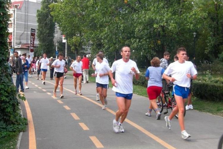 Primul maraton al Clujului are loc in 10 aprilie 2011. Sunt asteptati o mie de alergatori