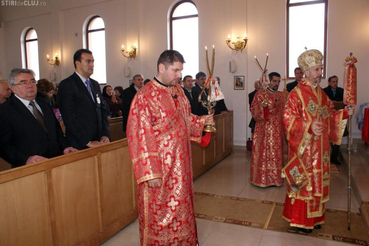 PS Florentin Crihalmeanu, la hramul Bisericii din Someseni: Trebuie sa fim solidari cu populatia Libiei si a Japoniei!