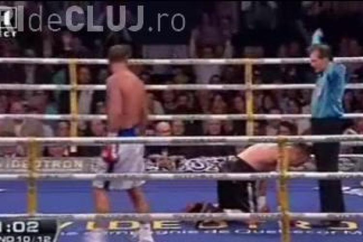 Bute - Magee, victorie prin KO! VEZI repriza fatala - VIDEO