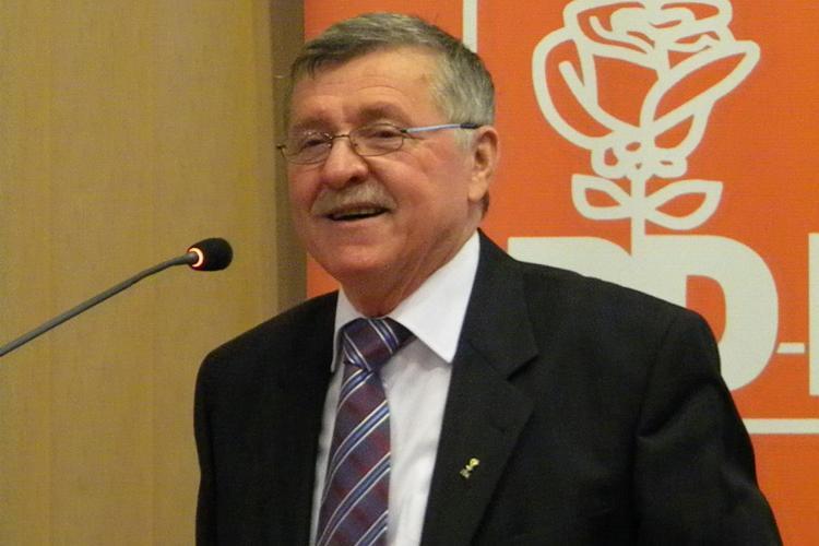 Mihail Hardau: PDL e o echipa de vaslasi condusa de Traian Basescu - VIDEO