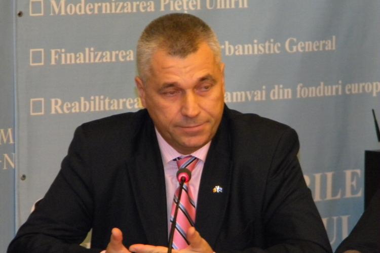 Chestorul Ioan Pacurar a refuzat functia de sef al Politiei Capitalei! - EXCLUSIV