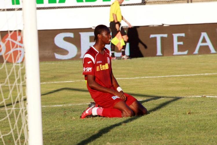 Fostul jucator al lui CFR Cluj, Lacina Traore, a dat primul gol pentru Kuban Krasnodar - VIDEO