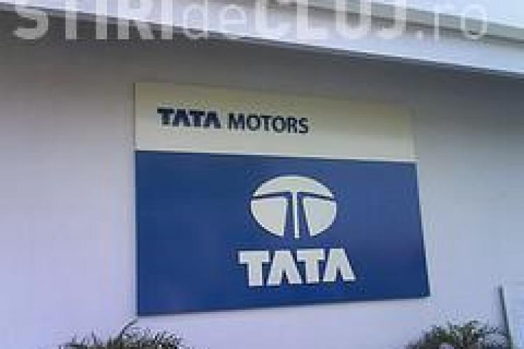 Constructorul indian de masini Tata Motors, interesat sa investeasca la Cluj