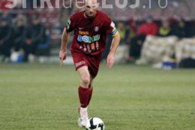 CFR Cluj - Sportul Studentesc 2-0! Gabi Muresan a fost omul meciului! VEZI golurile - VIDEO