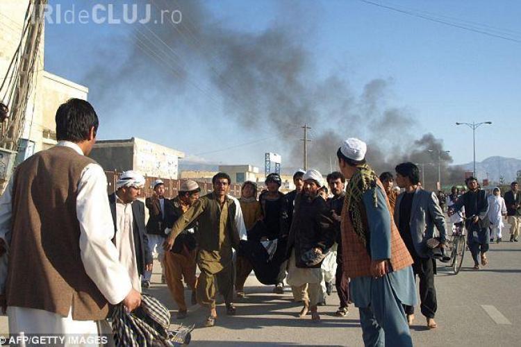 Romanul ucis in Afganistan ar fi din Dej! Ministrul de externe, Teodor Baconschi, nu a confirmat informatia
