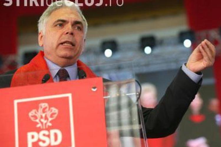 Marian Vanghelie propune excluderea din PSD a europarlamentarului Adrian Severin