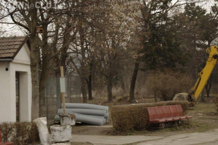 Vezi ce vrea sa faca Arpad Paszkany cu Parcul Feroviarilor! VIDEO si FOTO