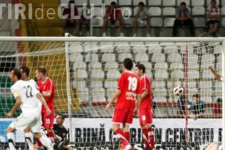 LIVE TEXT U Cluj - Dinamo 2-1!