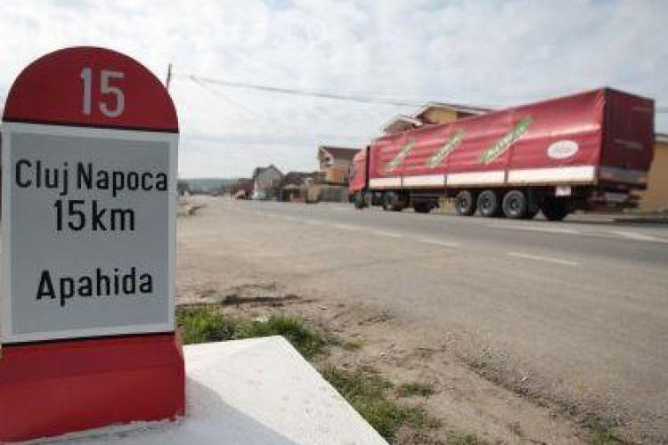 Drumurile din comuna Apahida, asfaltate cu 9,2 milioane de lei! VEZI lista strazilor