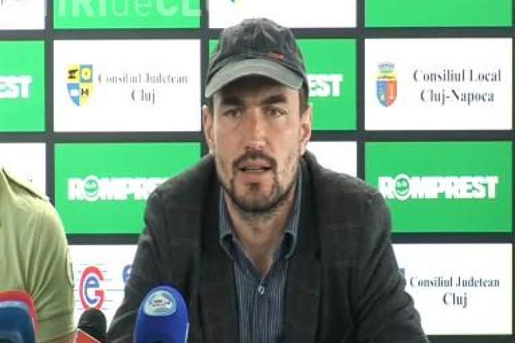 Ionut Badea: Dinamo nu este o echipa invincibila, dar meciul de vineri va fi unul dificil - VIDEO