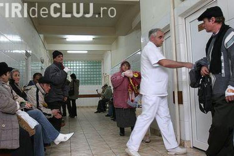 Peste 1.000 de posturi vacante in spitalele din judetul Cluj