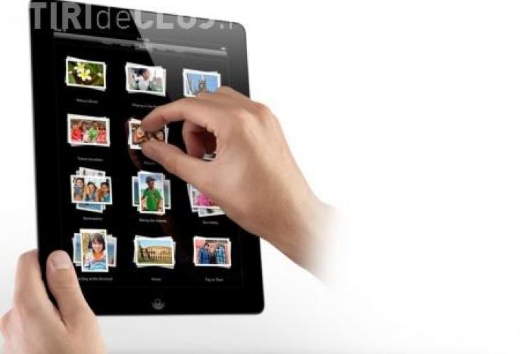 iPad 2 a ajuns si in Romania! VEZI cat costa